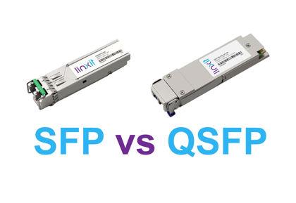 Picture for blogpost SFP vs. QSFP Transceivers: The Breakdown